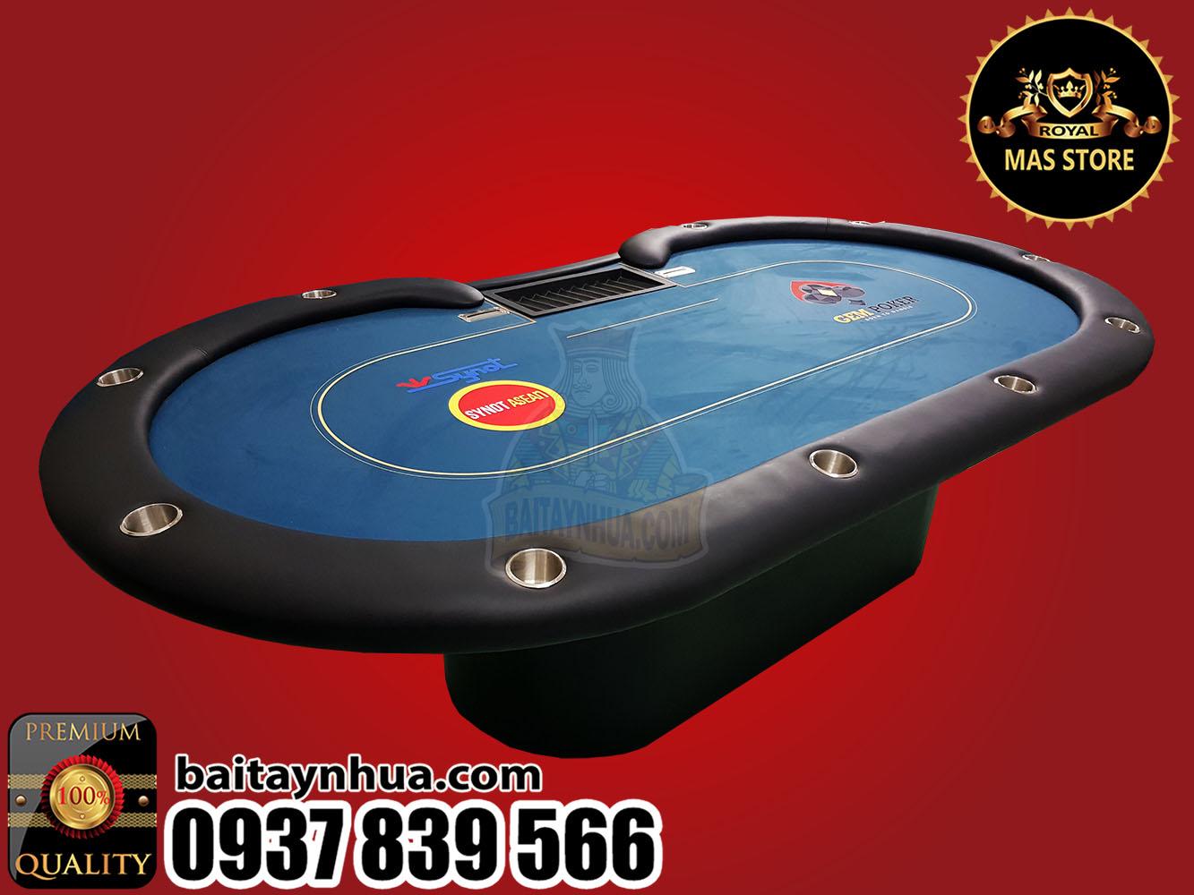 Bàn Poker Cao Cấp 019