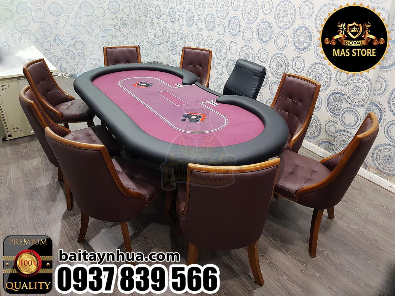 Bàn Poker Cao Cấp 020