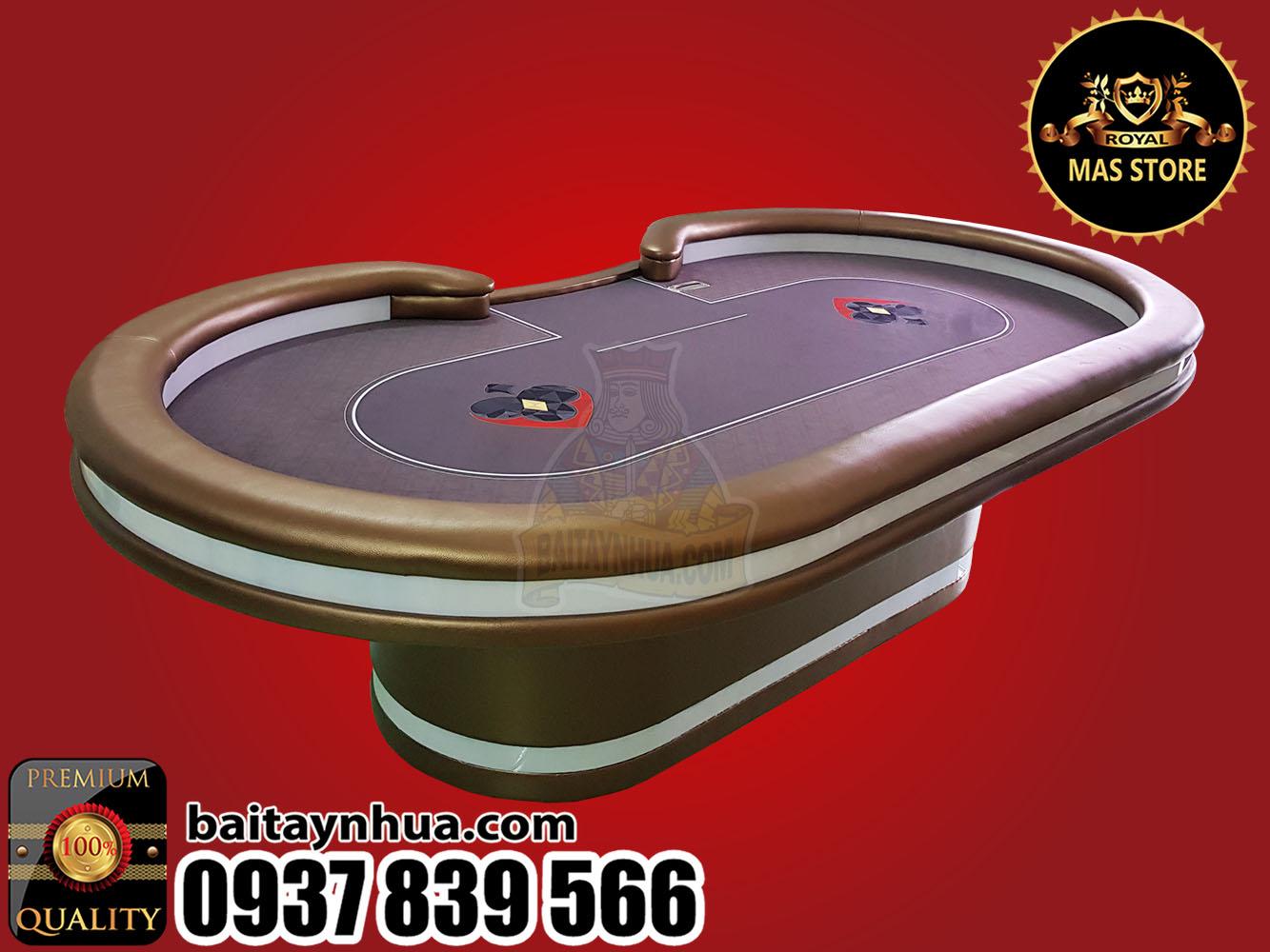 Bàn Poker Cao Cấp 023