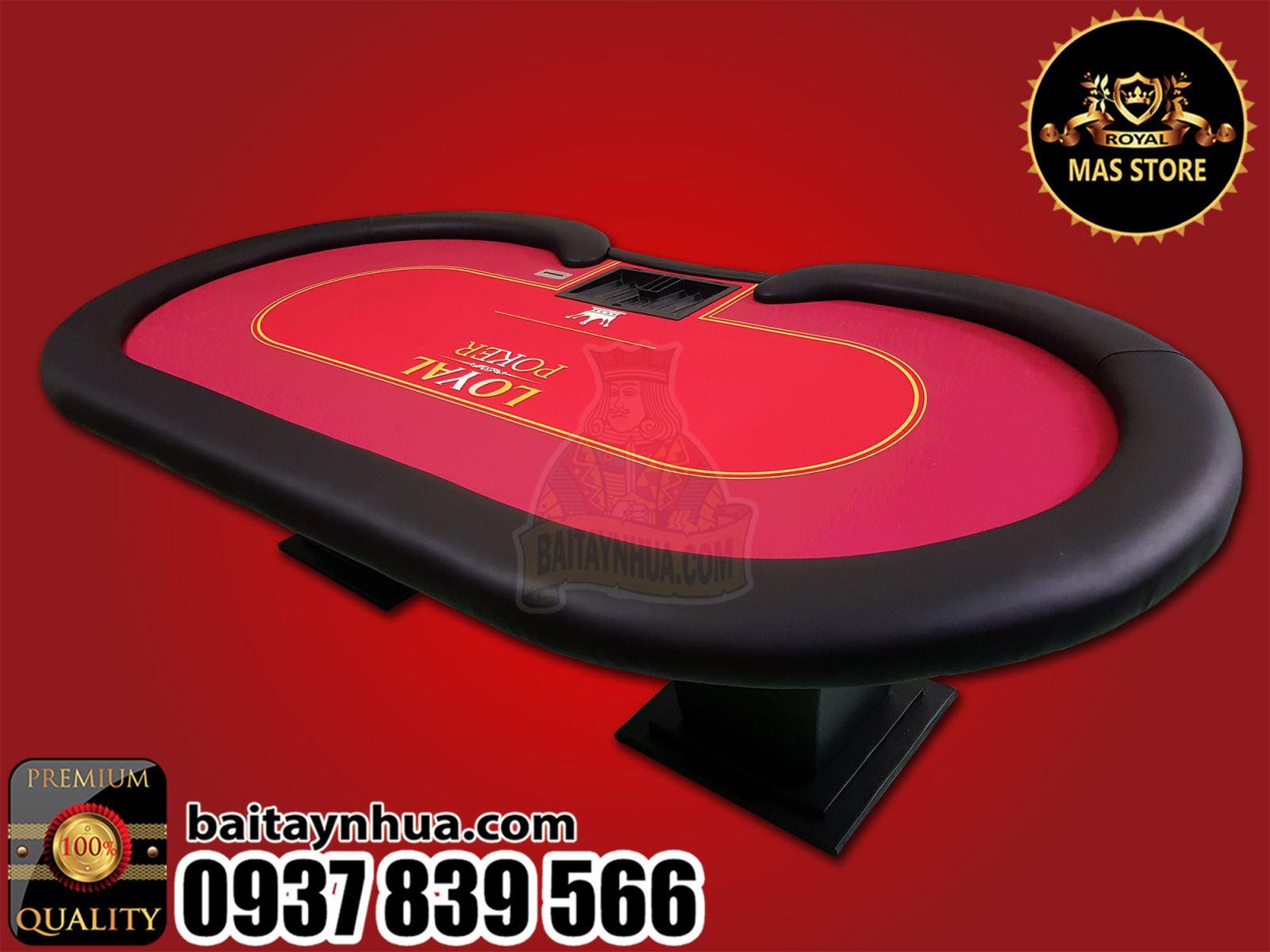 Bàn Poker Cao Cấp 028