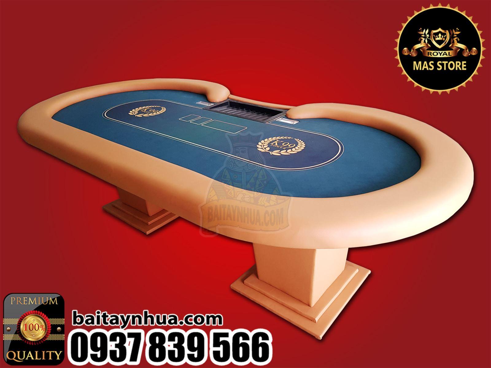 Bàn Poker Cao Cấp 025