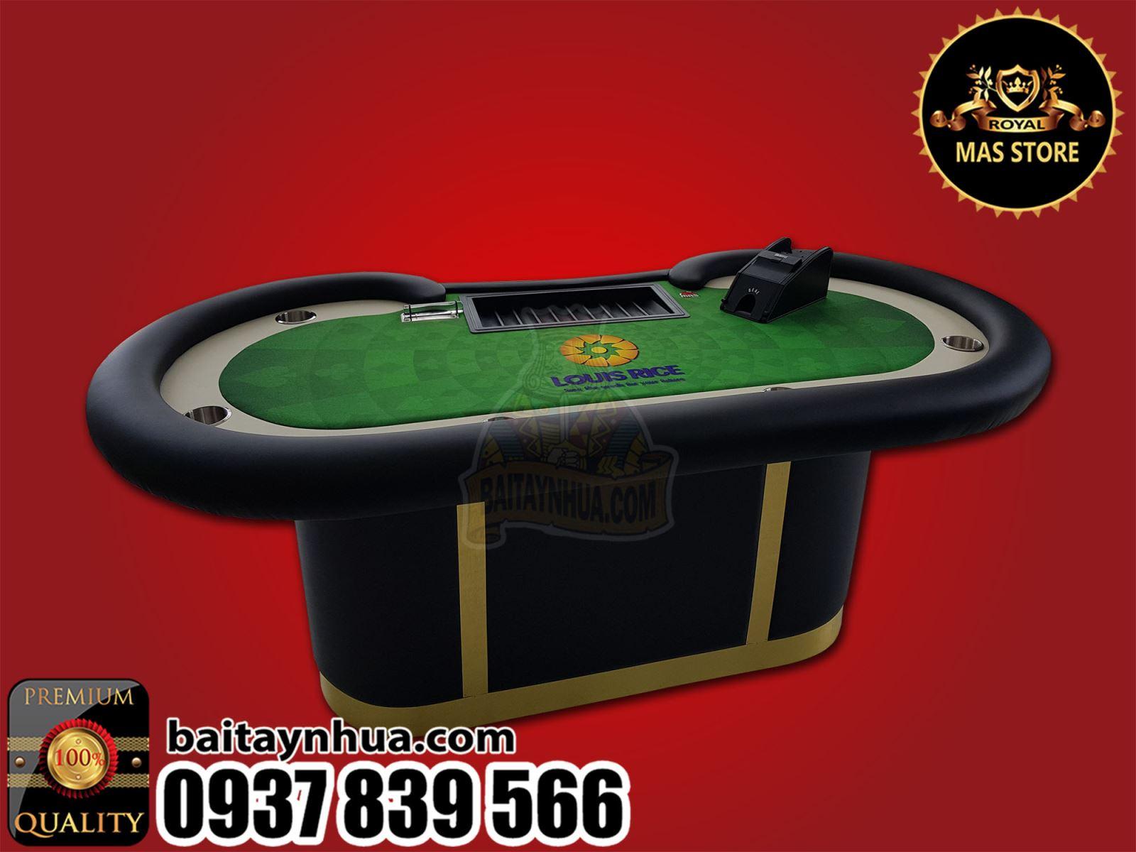 Bàn Poker Cao Cấp 026