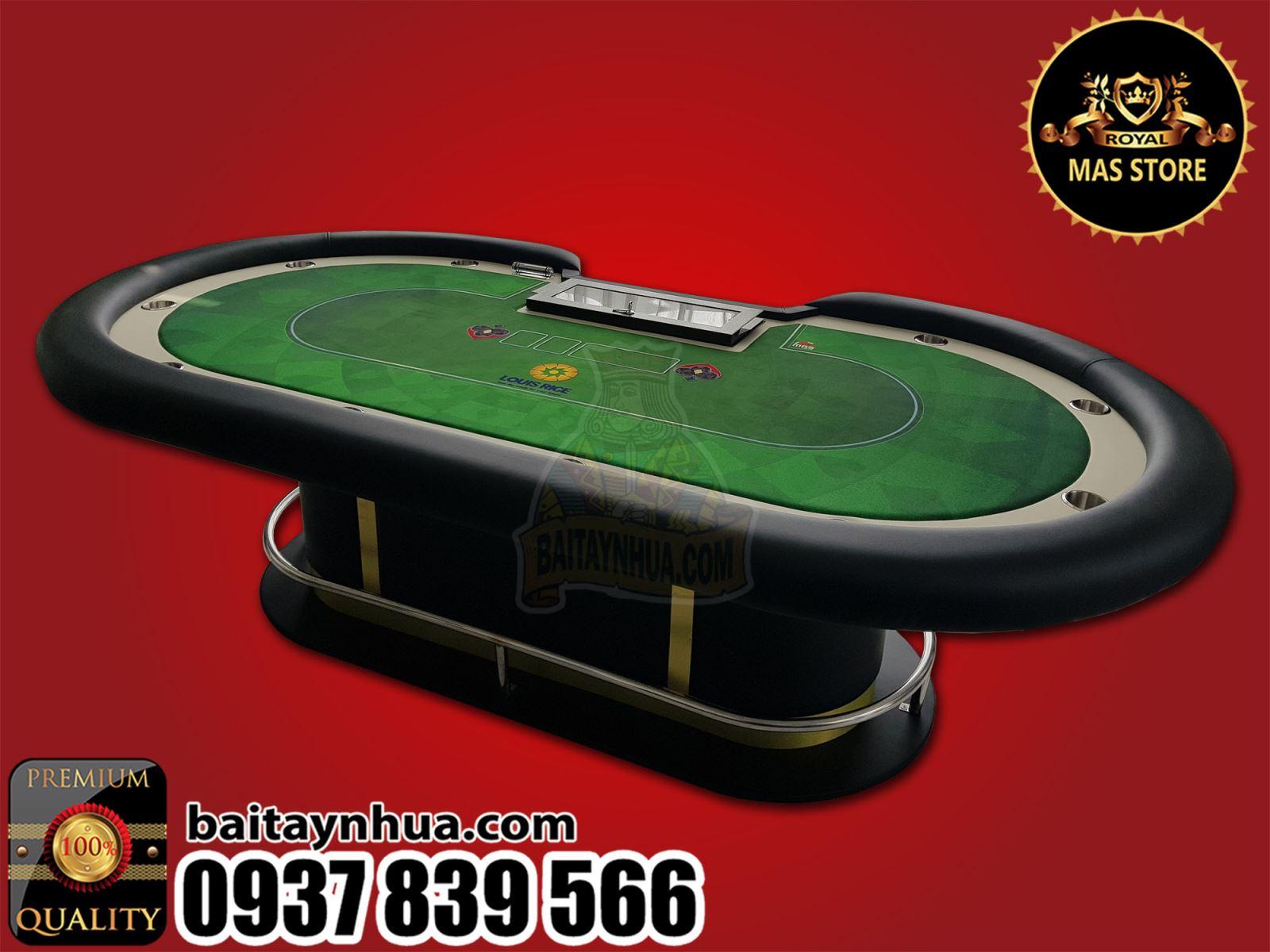 Bàn Poker Cao Cấp 027