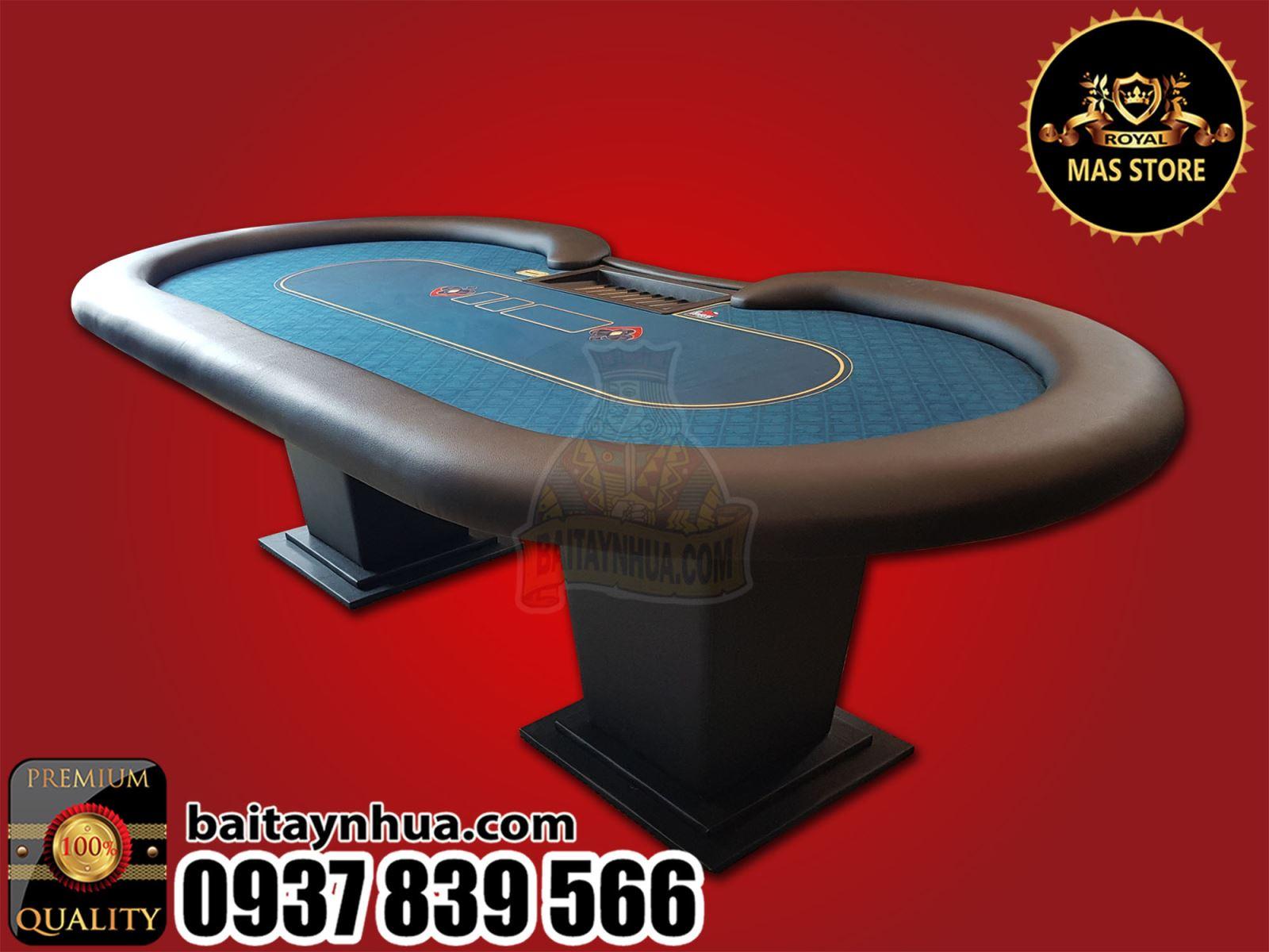 Bàn Poker Cao Cấp 030 - HÀNG CÓ SẴN!
