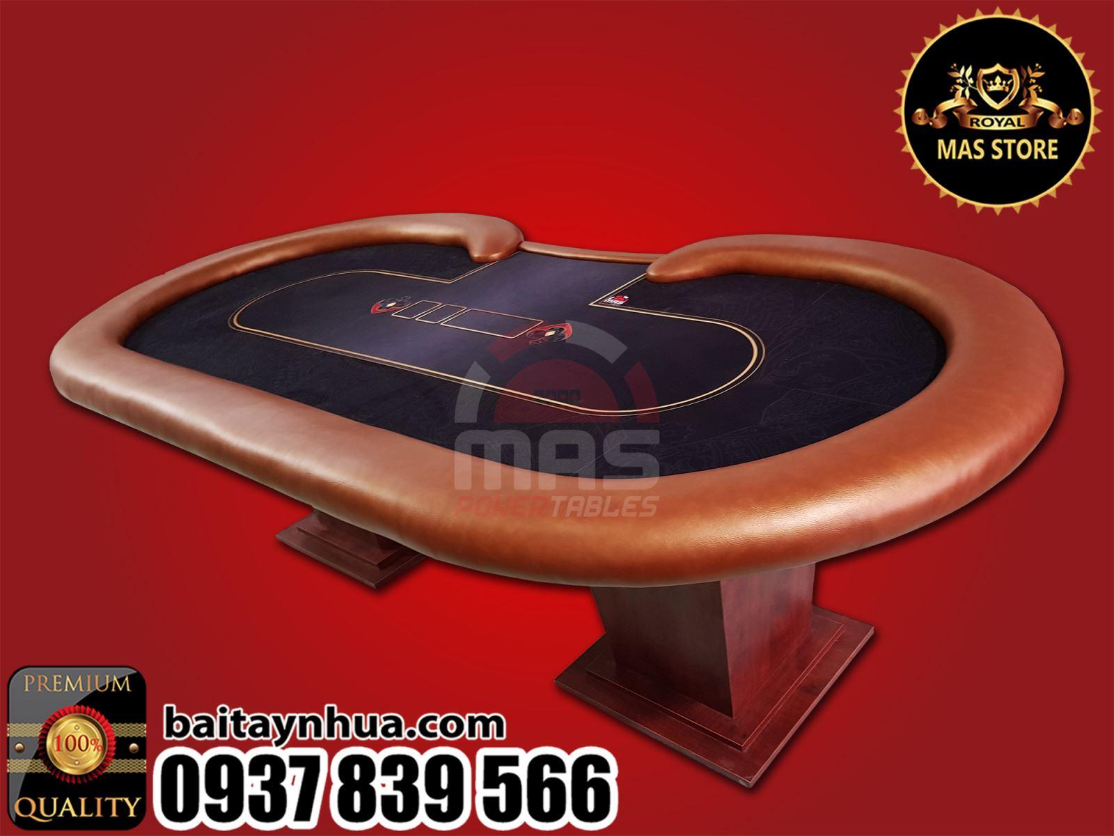 Bàn Poker Cao Cấp 032 - HÀNG CÓ SẴN!