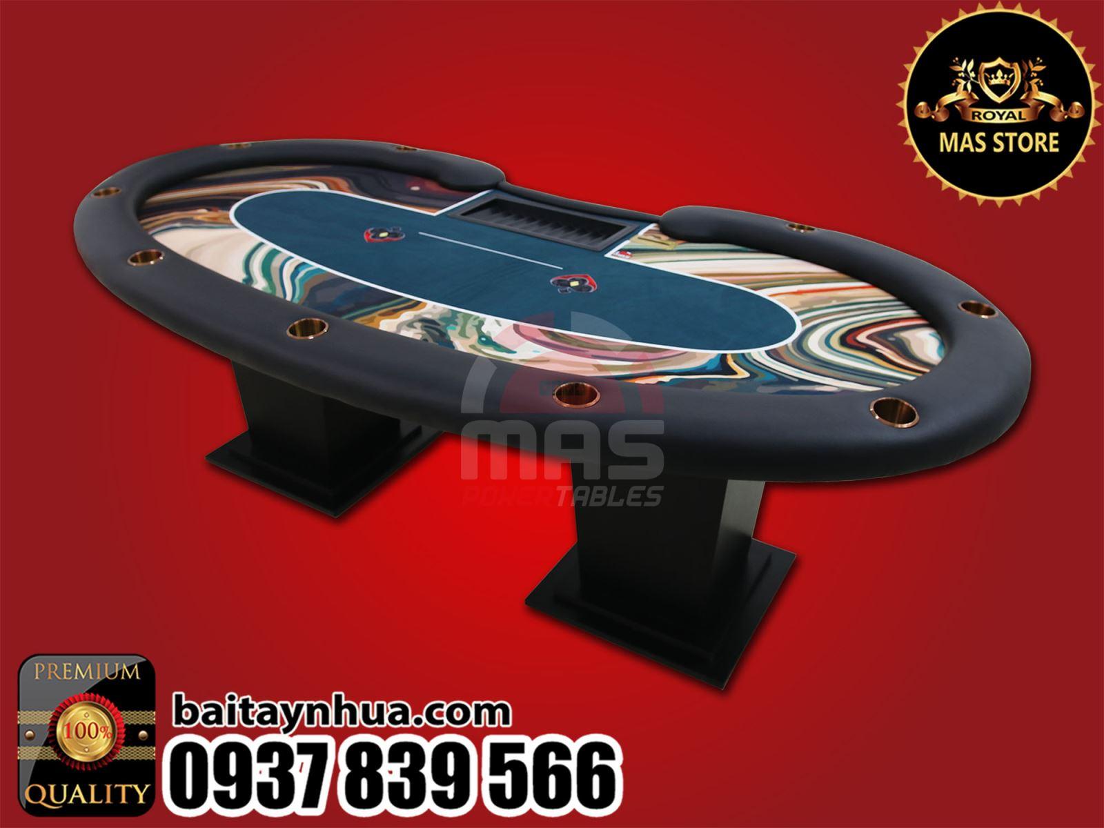 Bàn Poker Cao Cấp 037