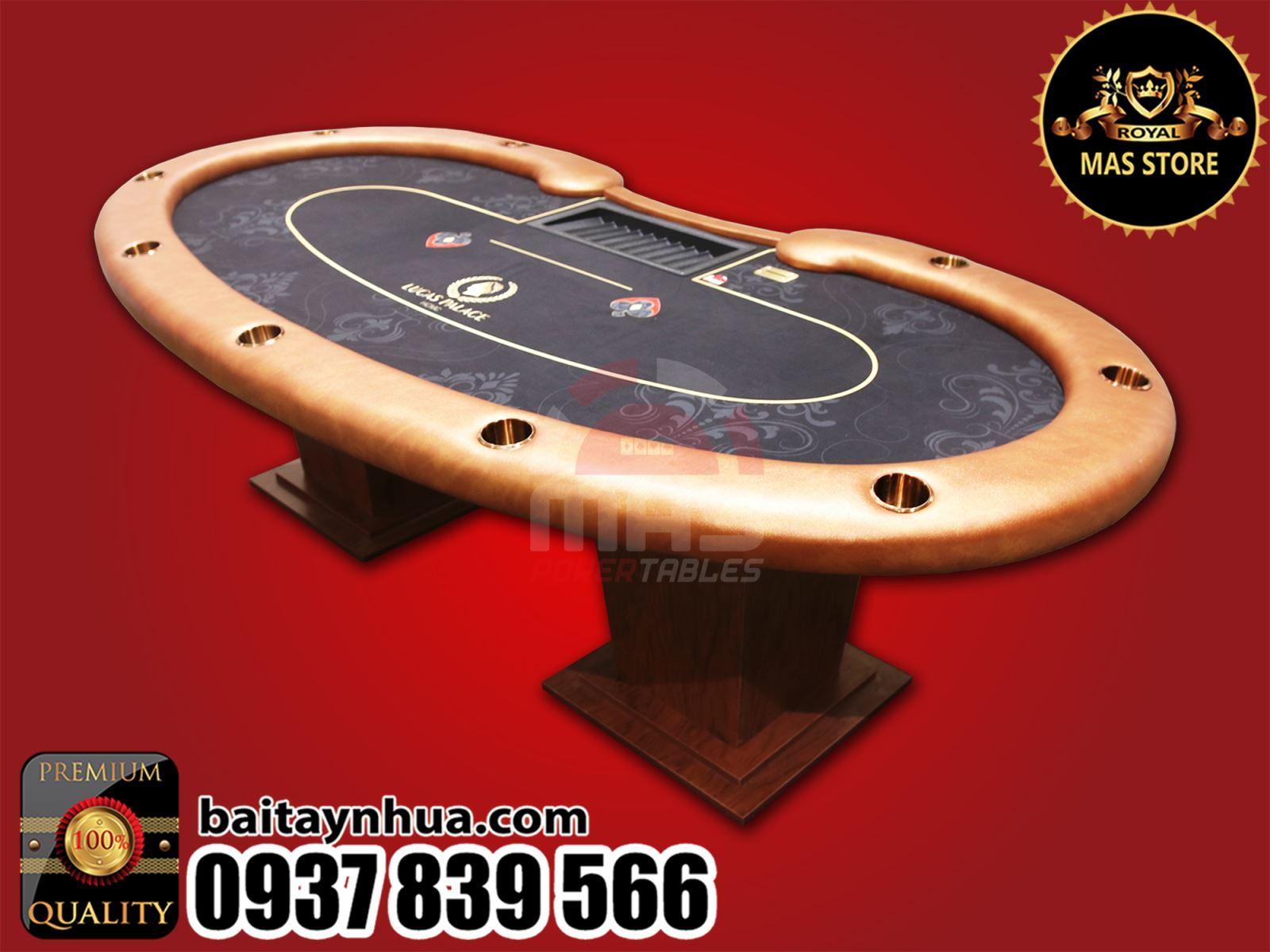 Bàn Poker Cao Cấp 038