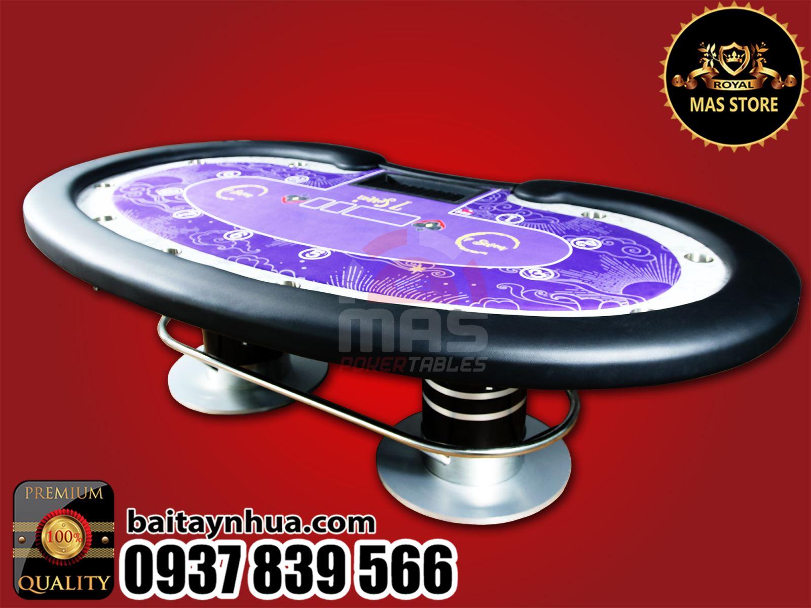 Bàn Poker Cao Cấp 042