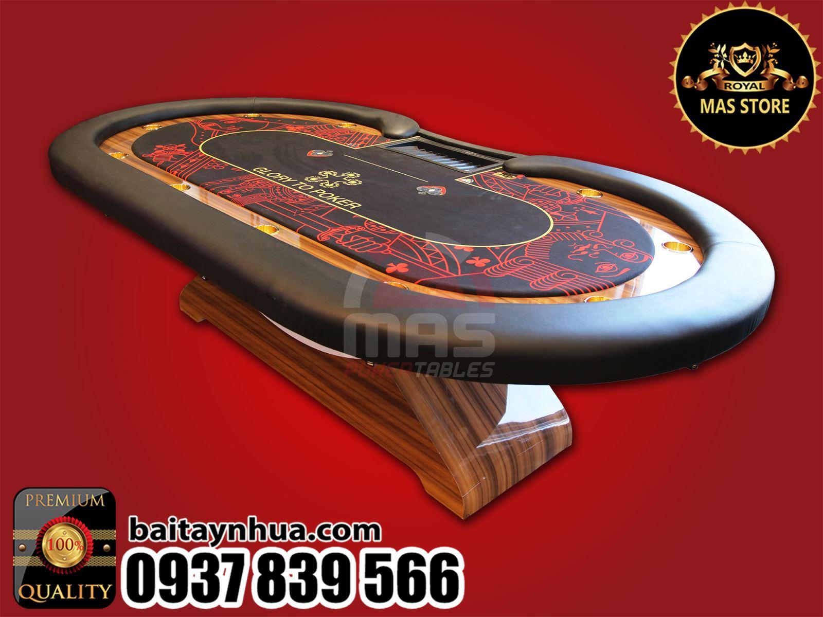 Bàn Poker Cao Cấp 043