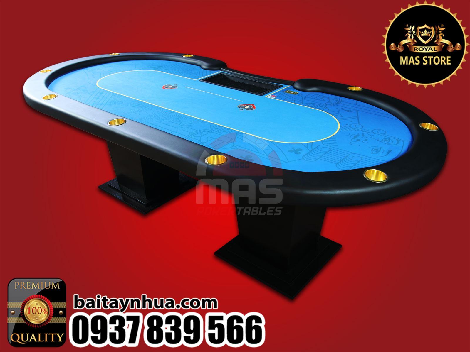 Bàn Poker Cao Cấp 048