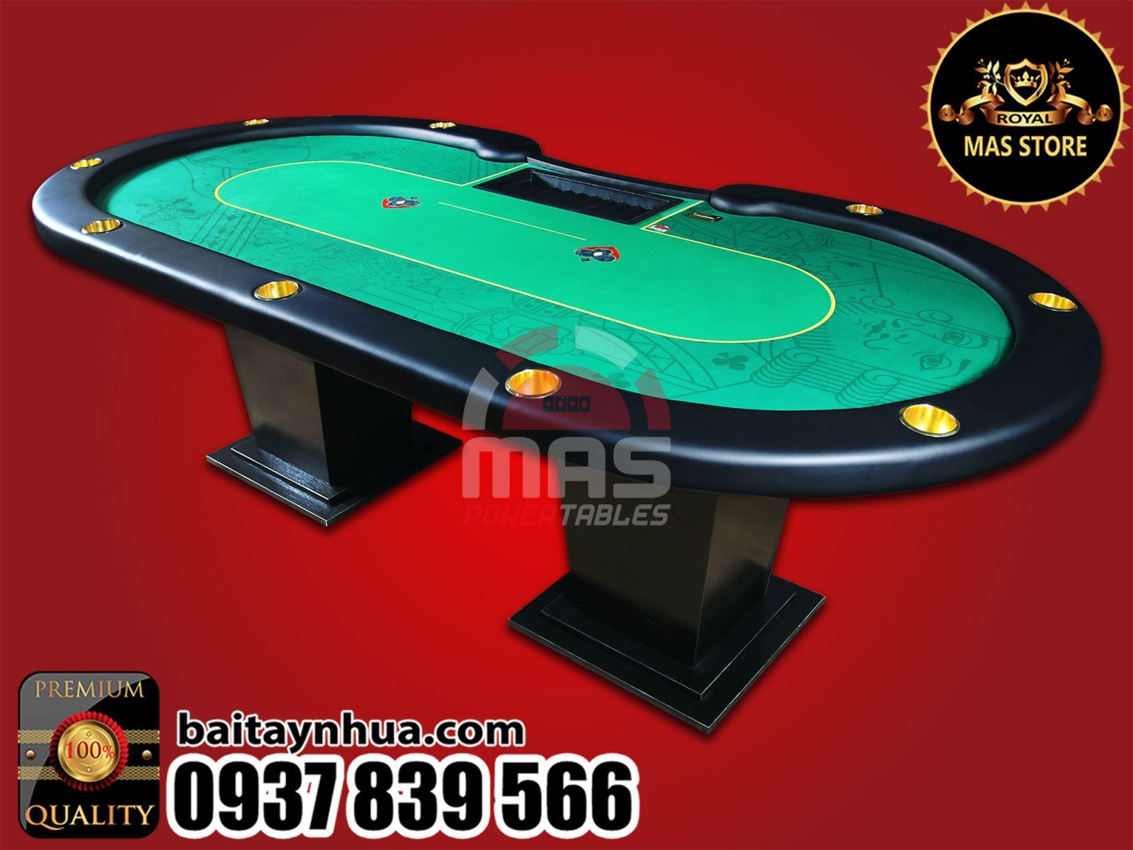Bàn Poker Cao Cấp 047
