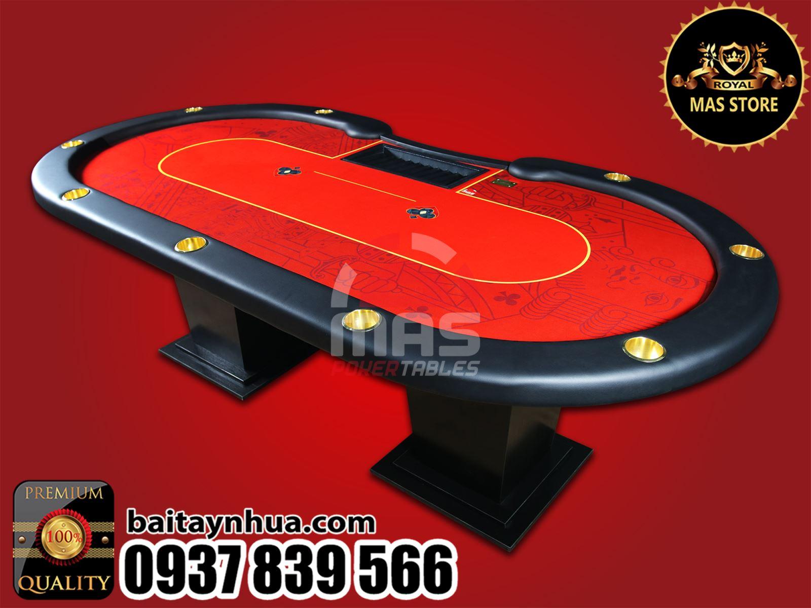 Bàn Poker Cao Cấp 049
